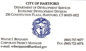 Click to see City of Hartford, Dept.of developmental services Details