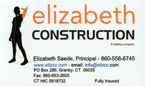 Click to see Elizabeth Construction Details