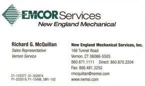 Click to see New England Mechanical Services, Inc. Details